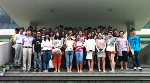 2012届IFC学生结业典礼