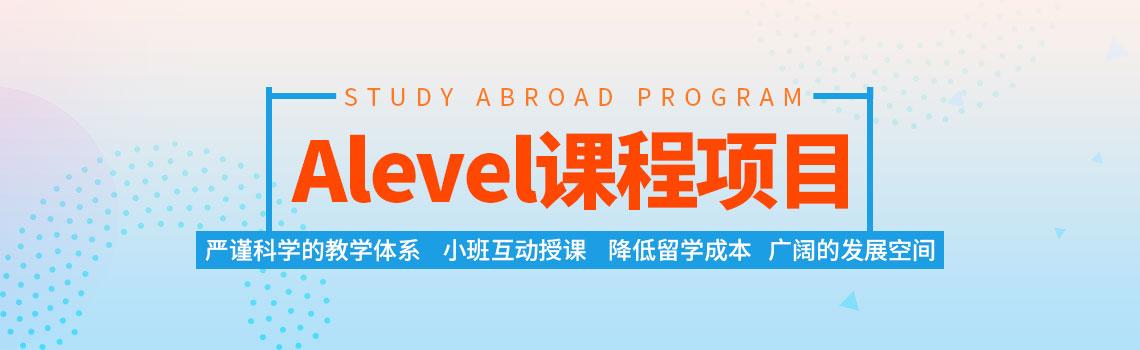 北京外国语大学alevel国际课程
