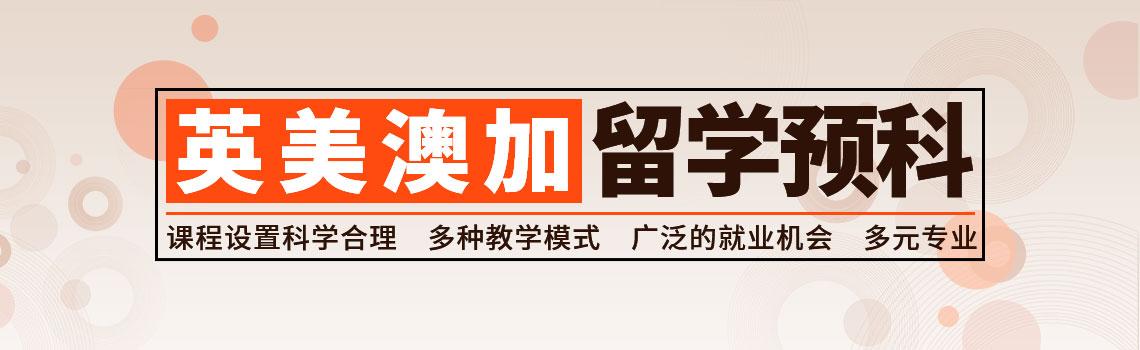 广东财经大学国际学院国际预科(1+3/4)项目招生简章