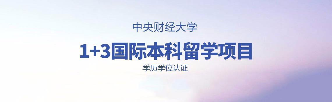 中央财经大学IEB 1+3国际本科项目