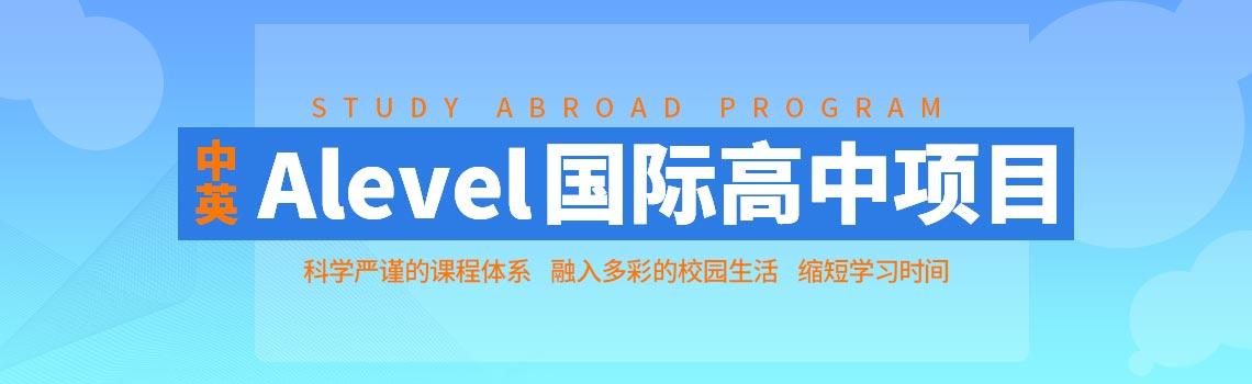 中关村国际学校中英A-LEVEL国际高中