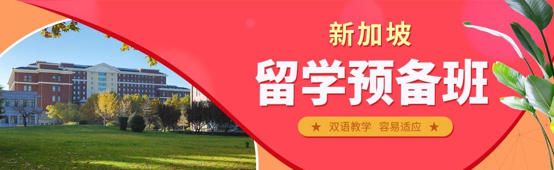 对外经济贸易大学-新加坡留学预备班