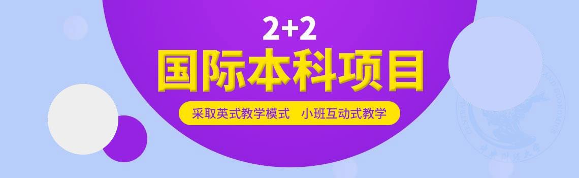 中央财经大学2+2国际本科项目