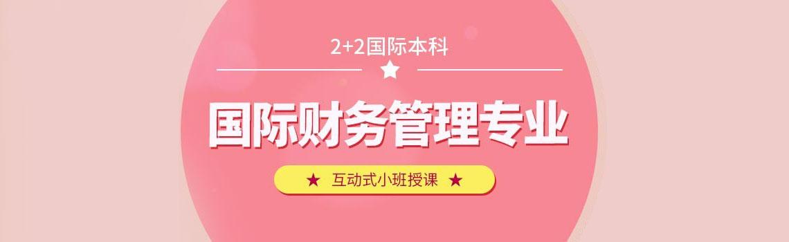 中央财经大学2+2国际本科国际财务管理专业