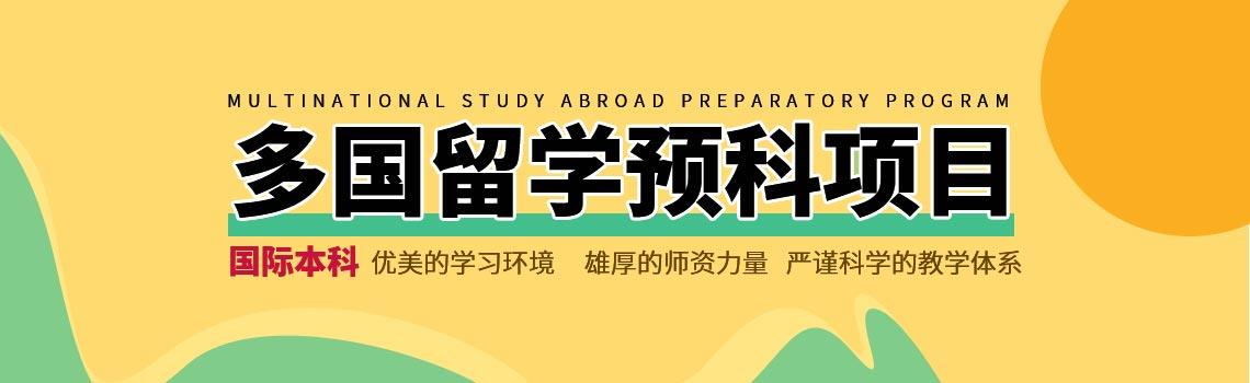 云南大学多国留学预科项目