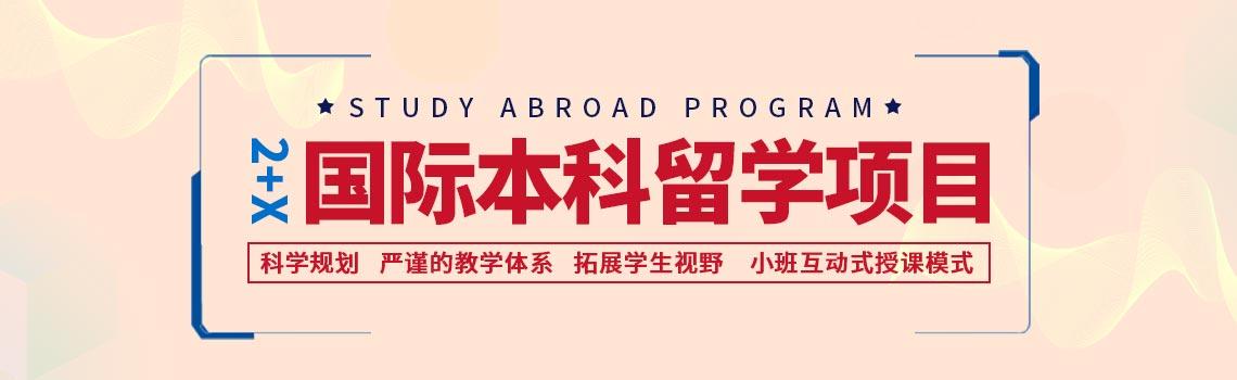 北师港浸大UIC-ACE2+X国际本科课程
