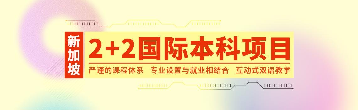中国传媒大学新加坡2+2国际本科项目