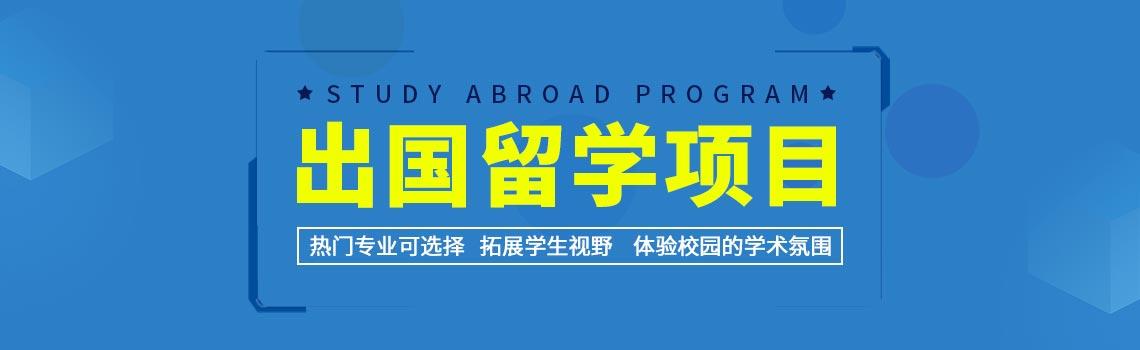 重庆工商大学2+2留学项目